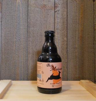 Bière Brasseurs et Frères - La Biche Médocaine - Ambrée