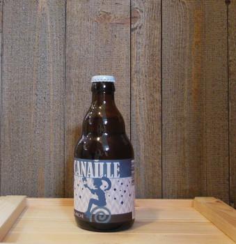 Bière Grain d'Orge - Canailles - Blanche
