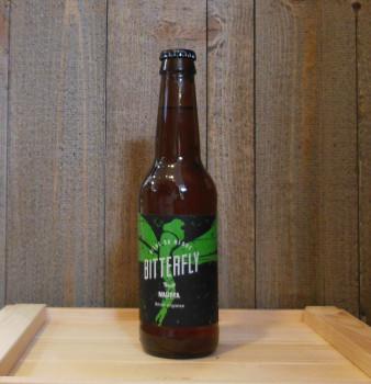Bière Naùera - Bitterfly - Bitter anglaise