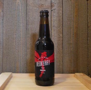 Bière Naùera - Redkerry -  Rousse