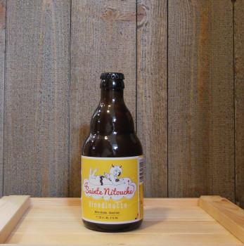 Bière Sainte-Nitouche - Blonde