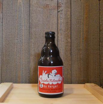 Bière Sainte-Nitouche du Verger - Fruitée
