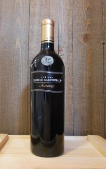 Château Camille Gaucheraud - Cuvée Hommage -Blaye Côtes de Bordeaux