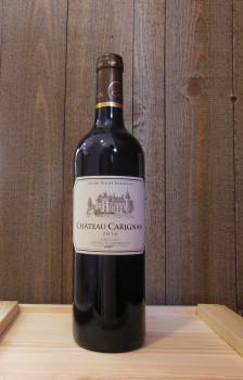 Château Carignan - Cadillac Côtes de Bordeaux - Rouge