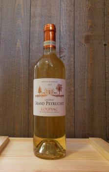 Château Grand Peyruchet- Loupiac - Blanc doux