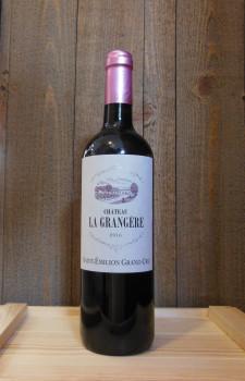 Château La Grangère - Saint Émilion Grand Cru - Rouge