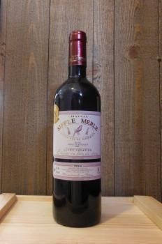 Château Siffle Merle - Cuvée Prestige - Blaye Côtes de Bordeaux - Rouge