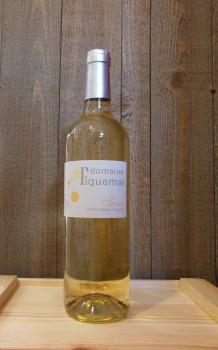 Domaine Piquemal- Cuvée Clarisse - IGP Côtes Catalanes - Blanc