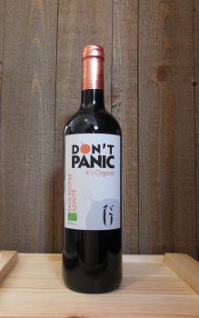 Don't Panic - Sans soufre ajouté - Rouge - Bio