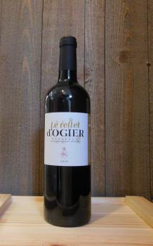 Le reflet d'Ogier - Bordeaux - Rouge
