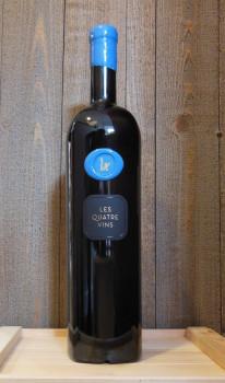 Les 4 Vins - Magnum - Bordeaux - Rouge