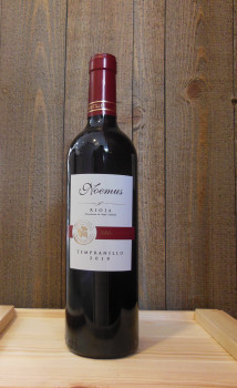 Noemus - Rioja - Tempranillo - Espagne - Rouge