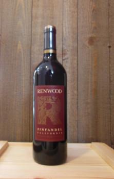 Renwood - Zinfandel - Californie - Rouge