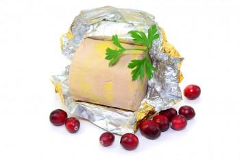 Foie gras de canard mi-cuit sous-vide