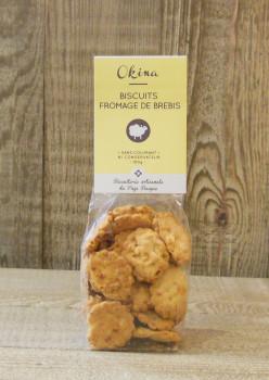 Biscuits fromage de brebis