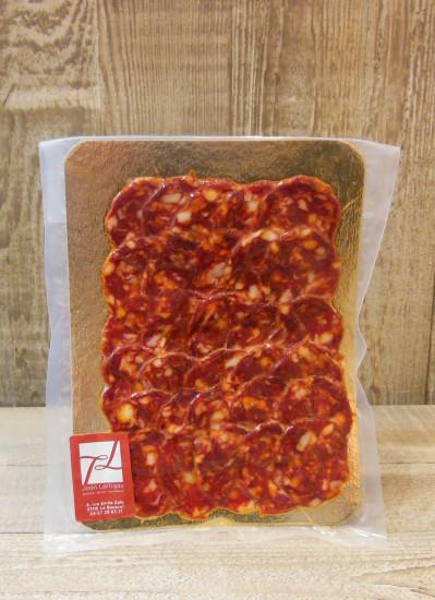 Chorizo doux 30 tranches