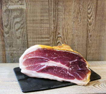 Jambon Terroir coupe